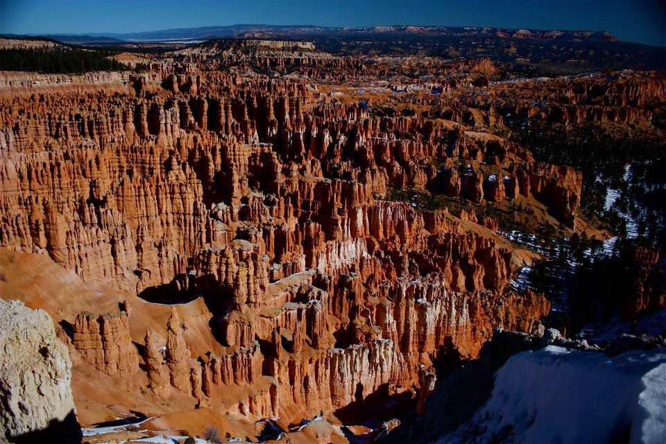 Parc National de Bryce Canyon - Utah