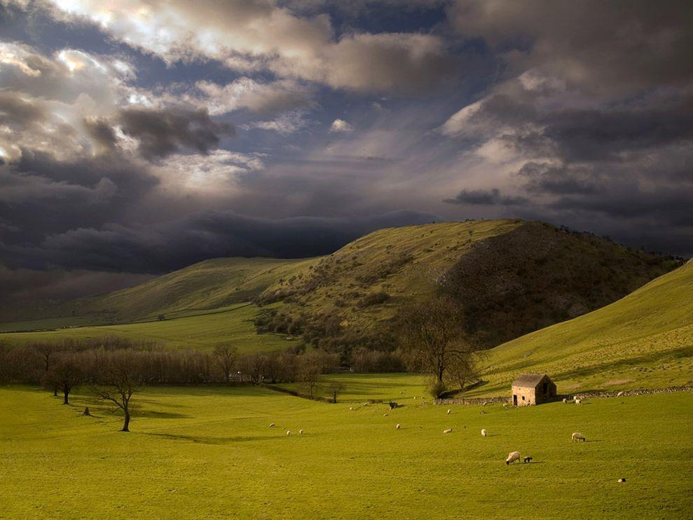 Peak District - Angleterre