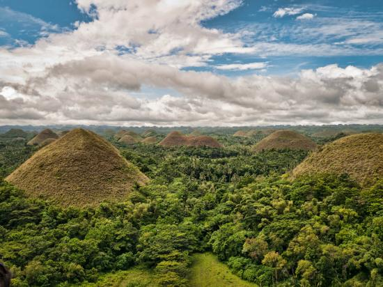 Chocolate Hills - Filippine