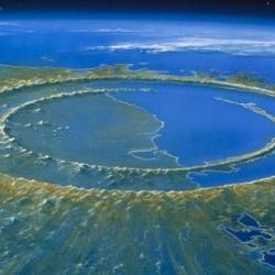 Cratère de Chicxulub - Mexique