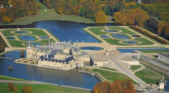Domaine de Chantilly, Picardie - France (copyright J.L.Aubert)