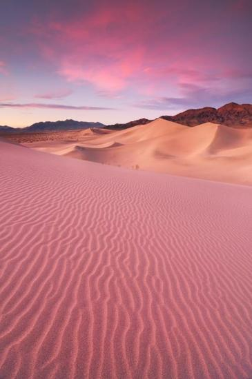 Deserto, Death Valley - California