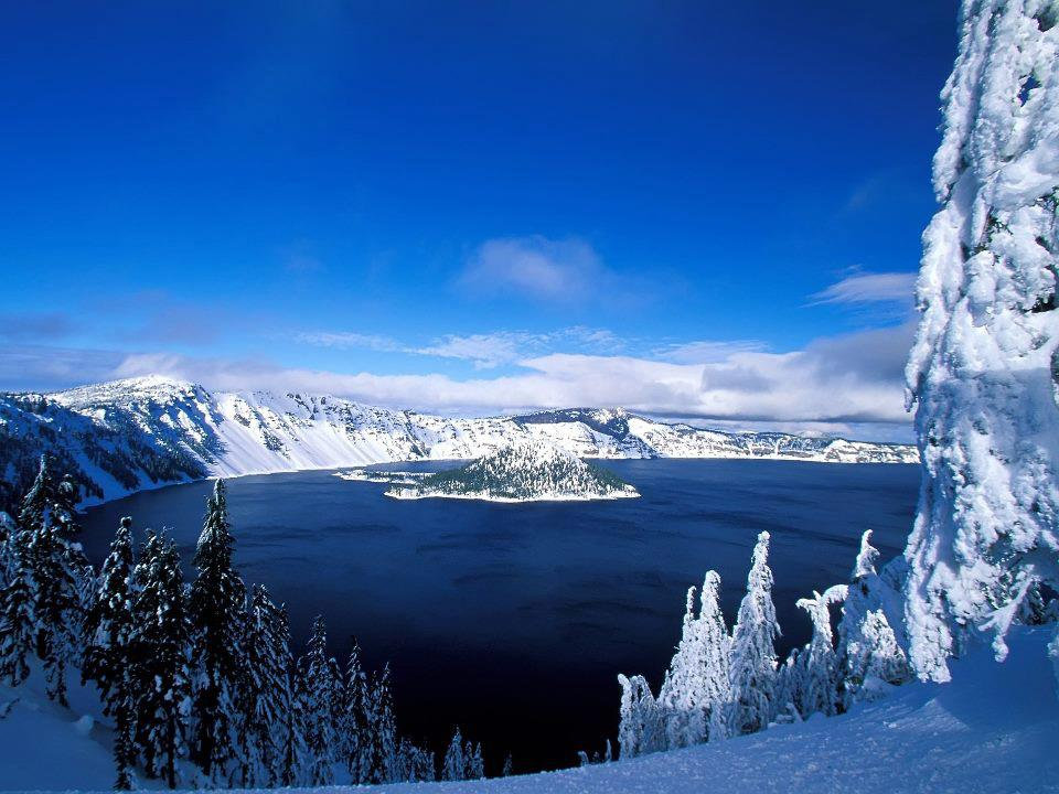 Parc National de Crater Lake- Oregon