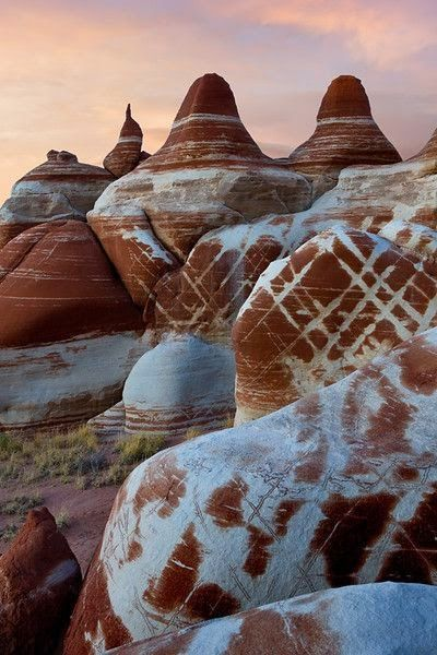 Blue Canyon, territorio Hopi - Arizona
