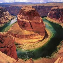 Le fleuve Colorado - Arizona