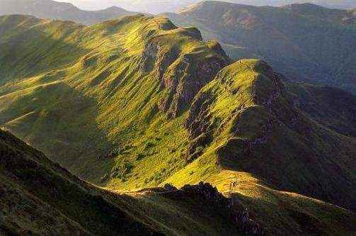 Il Puy Mary, Cantal - Francia