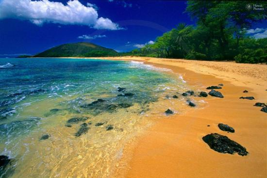 Makena beach - Hawaii