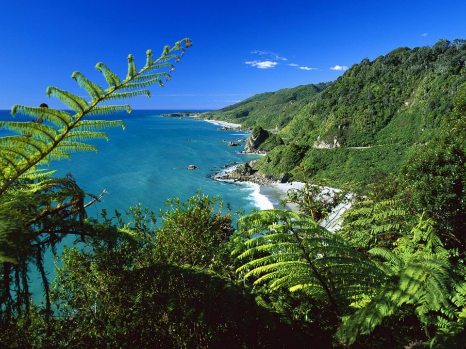 South Island - Nuova - Zelandia