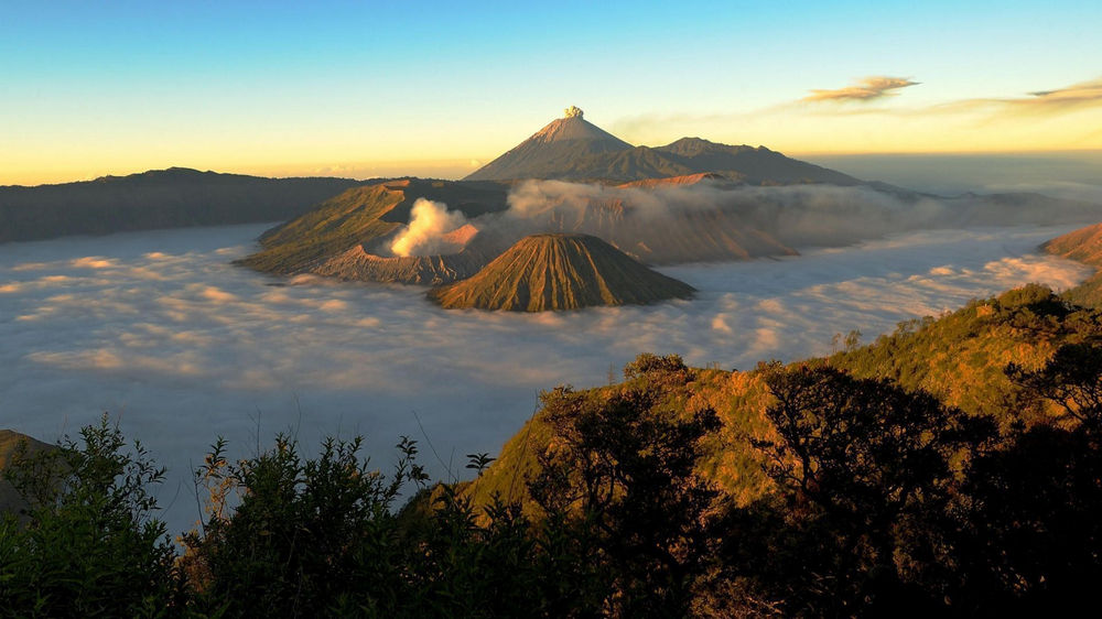 Vulcano Bromo, Java - Indonesia