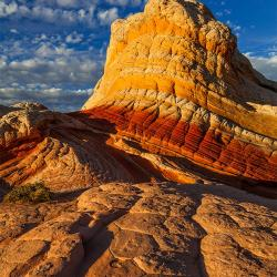 White Pocket, Parco Nazionale di Vermillion Cliffs - Arizona