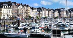 Dieppe, Normandie - France