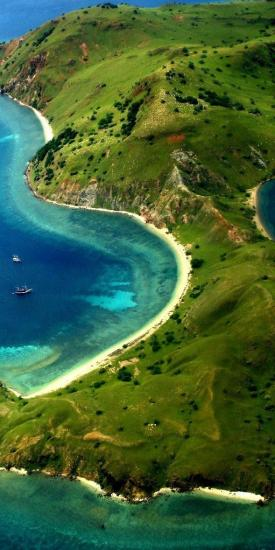 Île Komodo - Indonesie