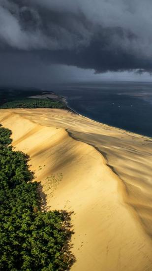 La Dune du Pilat, Bassin d'Arcachon - France