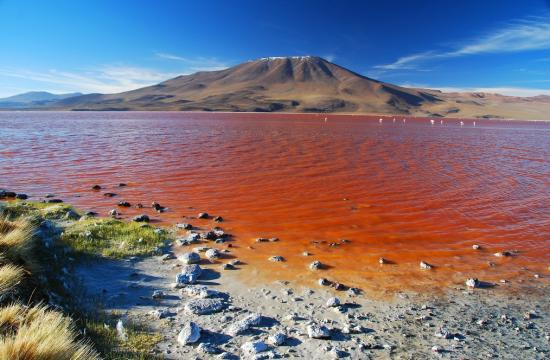 Le Lac Rouge - Bolivie
