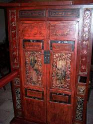Palanquin chinois, XXe siècle